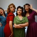 Australian female barbershop quartet acapella cabaret show