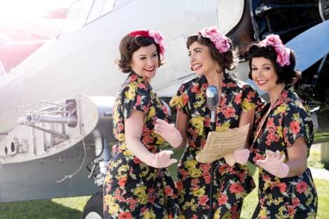 The Pacific Belles Vintage Variety