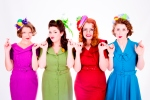Melbourne vintage performers singers roving act