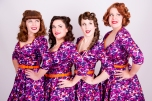 1950s music vintage retro singers melbourne girl group function entertainment