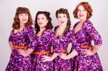 1950s music vintage retro singers melbourne girl group function entertainment