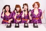 Barbershop 1950s music harmony vintage retro singers melbourne girl group