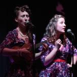 Retro vintage singers big band event